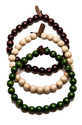 Men's The Bracelet 3-Pack in Natural, Green, & Dar