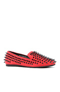 Women's The Hellraisers Shoe in Red and Black, Sho