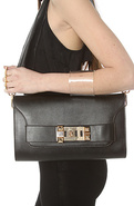 Women's The Vin Lan Purse in Black, Bags (Handbags