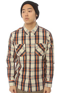 Men&#39;s The Baron Buttondown in Navy, Buttondown Shi