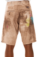 Men's The Dickies 874 Boardshorts in Khaki, Shorts