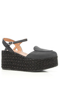 Women's The Suzie Shoe in All Black, Shoes