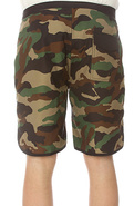 Men's The Then and Now Boardshorts in Camo, Shorts