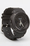 Women's The Baby-G Big Face Combi Watch in Black,