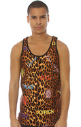 Men's The Royal VS Tank Top in Leopard, Tank Tops
