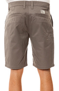 Men's The Welder Modern Shorts in Grey, Shorts