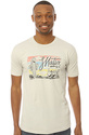 Men's The Daytripper Premium Tee in Silver, T-shir