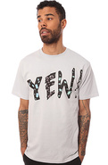 Men's The Yew Tee in Grey, T-shirts