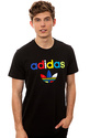 Men's The Color Oddity Tee in Black, T-shirts