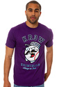Men's The Kriminals Regular Tee in Purple, T-shirt