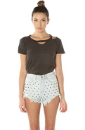 Women's The Mosh Shorts in Blue, Shorts