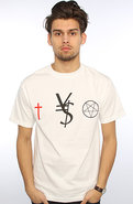 Men&#39;s The VS Tee in White, T-shirts