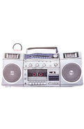 Unisex's The Boom Box Retro Pocket, Housewares
