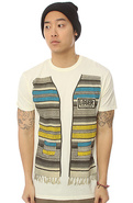 Men&#39;s The Dirt Rug Tee in Scour, T-shirts