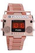 Men's The Boombox Watch in Rose Gold, Watches