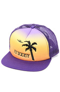 Men&#39;s The Escape Snapback in Purple, Hats