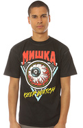 Men's The Keep Watch or Die Tee in Black, T-shirts
