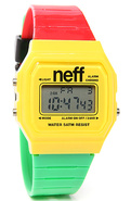 Men&#39;s The Flava Watch in Rasta, Watches