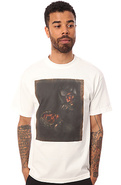Men&#39;s The Pieta Tee in White, T-shirts