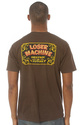 Men&#39;s The Speakeasy Tee in Brown, T-shirts