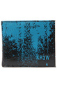 Men's The Filth Wallet in Blue and Black, Wallets