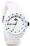 Men's The Latitude Watch in White, Watches