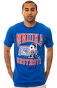 Men's The High Sticking Tee in Royal, T-shirts