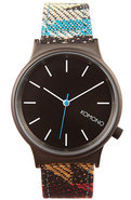 Men's The Wizard Print Series Watch in Navajo, Wat