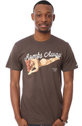 Men's The Bombshell Tee in Army, T-shirts
