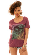 Women's The Dance Floor Riot Beau Tee, T-shirts
