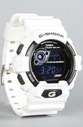 Men's The X-Large Solar 8900 Watch in White, Watch