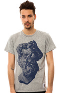 Men's The Classic Crew Cloudy T-Shirt, T-shirts