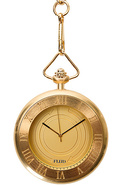 Men's The Ozone Pocket Watch in Gold, Watches