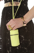 Women's The Money Keeper in Sunny Lime, Bags (Hand