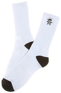 Men&#39;s The Ordained Socks in Black, Socks