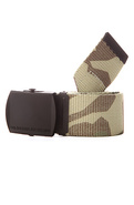 Men&#39;s The Perfect Timing Belt in Geo Camo, Belts