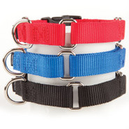 Premier Quick Snap Martingale Collar