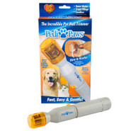 PediPaws Pet Nail Trimmer - As Seen on TV