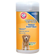 Arm &amp; Hammer Advanced Care Dental Wipes for Dogs