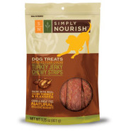 Simply Nourish NATURAL Turkey Jerky Dog Treats