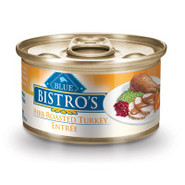 BLUE Bistro's Herb Roasted Turkey Canned Cat Food