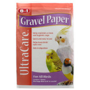8 in 1 UltraCare Gravel Paper for Birds