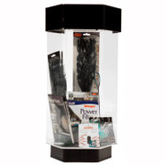 SeaClear Hexagon Deluxe 8 Gallon Aquarium Kit