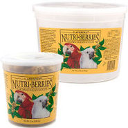 Lafeber's Nutri-Berries Macaw and Cockatoo Food