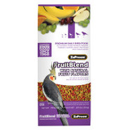 ZuPreem FruitBlend Flavor Premium Food for Medium