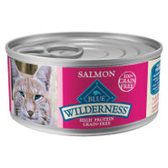 BLUE Wilderness Salmon Cat Food