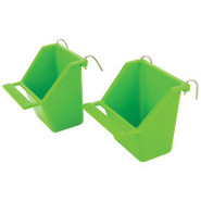 Grreat Choice 2-Piece Hi-Back Bird Cups