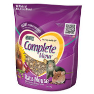 CareFRESH&amp;reg Complete Menu Rat &amp; Mouse Food