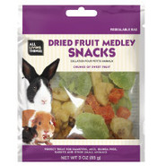 All Living Things Dried Fruit Medley Snacks