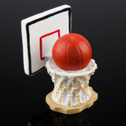 Top Fin&reg Basketball Aquarium Ornaments